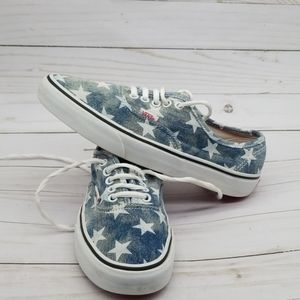 UNISEX VANS MEN SZ 7 WOMEN SZ 8.5
